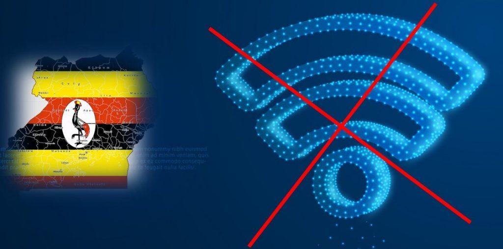 Uganda internet off